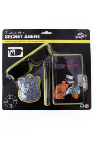 Secret agent speelset 4 dlg-0