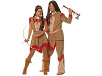 Indiaanse Minehaha-0