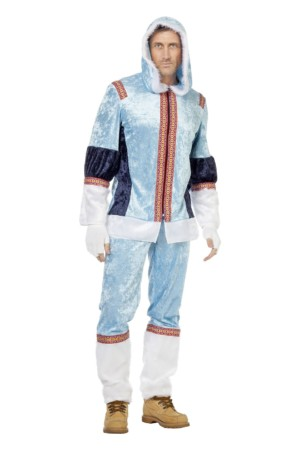 Eskimo blauw-0
