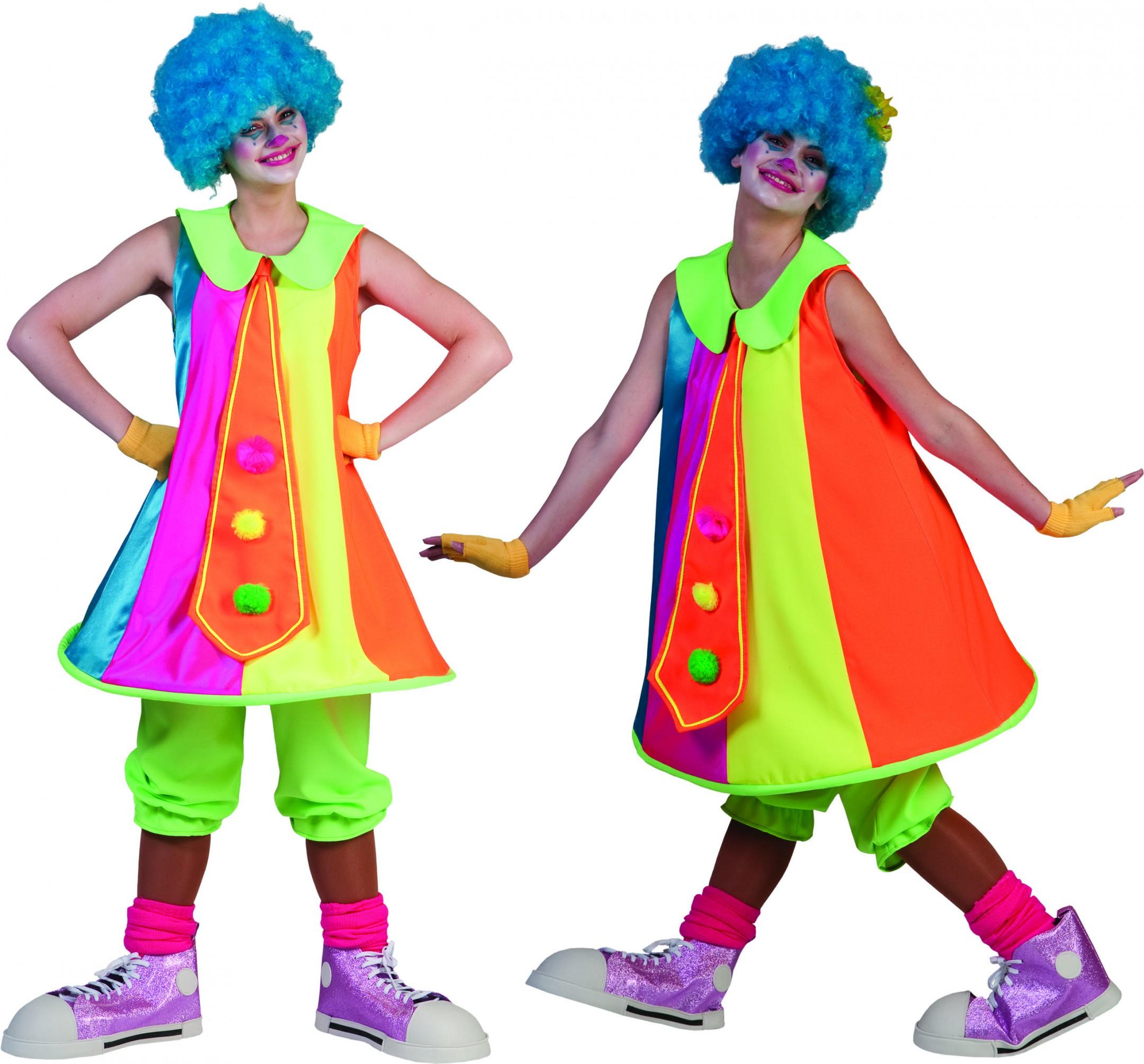 Silly Billy clown dame volume-0