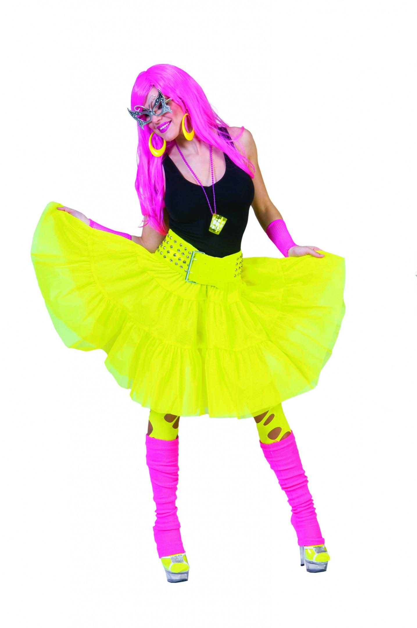 Petticoat geel-0