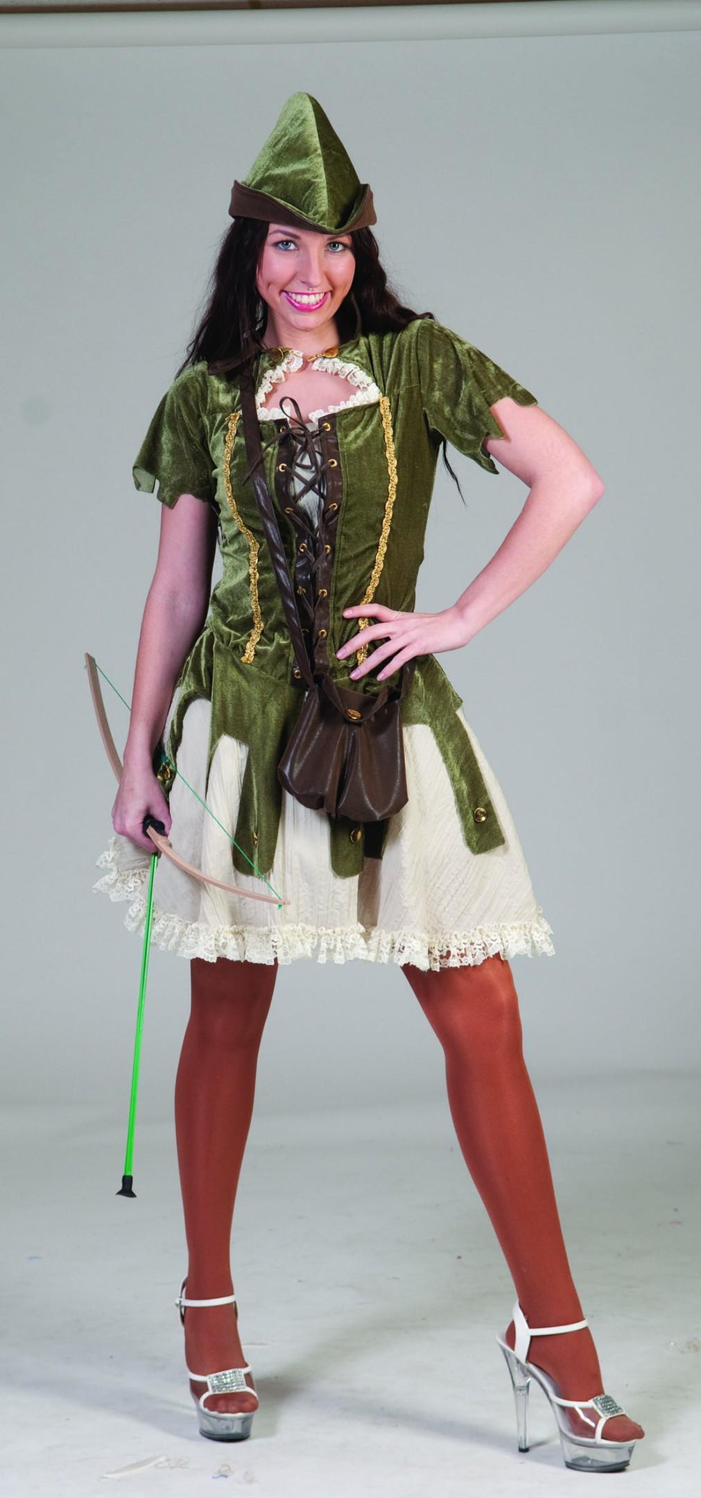 Robin Hood meisje-0