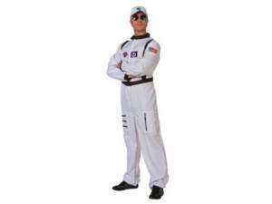 Astronaut met pet-0