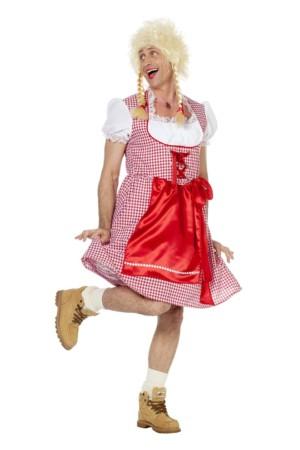 Dirndl jurk voor mannen