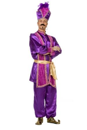 Sultan, paars-0