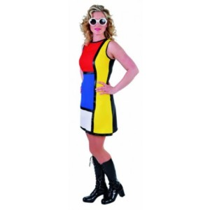 60s jurkje modern art'-0