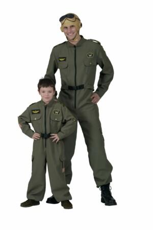 Piloot jumpsuit Top Gun-0