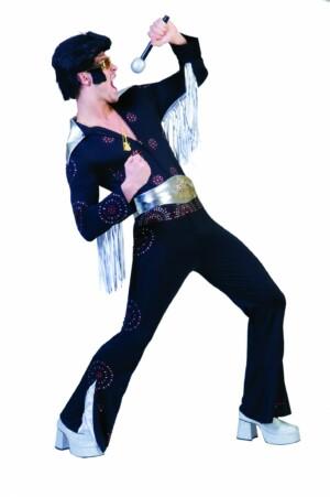 Elvis met cape-0