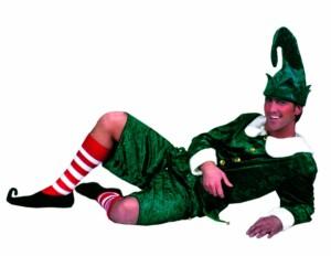 Funny elf-0