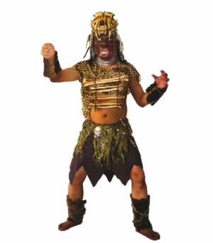 Zulu geest-0