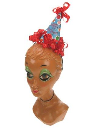 Feesthoedje op hoofdband happy birthday-0