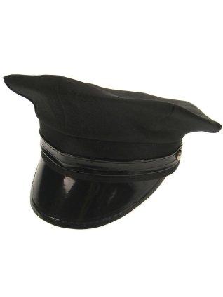 Cap driver zwart mt. one size-0