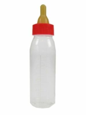 Babyfles zonder sticker in Zb-0