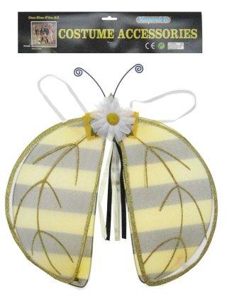 Bijen vleugels luxe kind mt. 46 x 33 cm-0