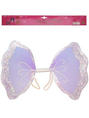 Engelenvleugels luxe+glitter nylon-0