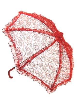Bydemeyer paraplu rood klein scherm-0