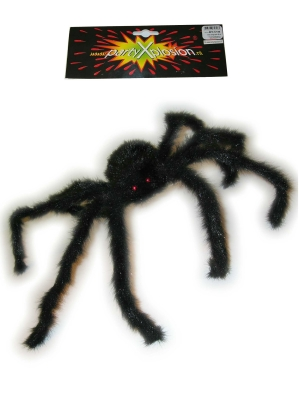 Grote harige spin 40 cm (Halloween)-0