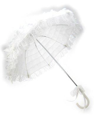Bydemeyer paraplu wit deluxe-0