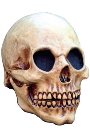 Masker skelet hoofd -0