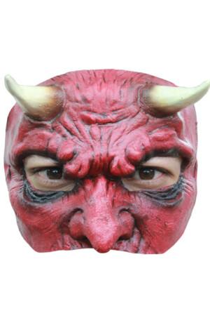 Half masker Duivel -0
