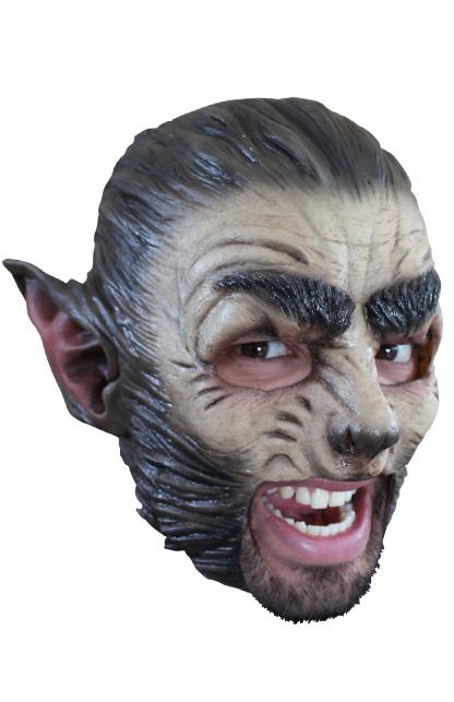 Kinloos masker Wolf -0