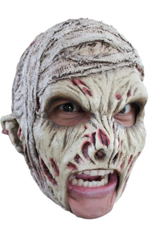 Kinloos masker Mummie -0