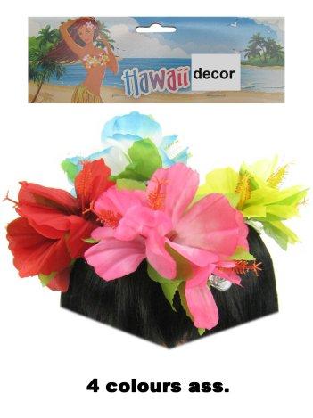 Hawaii bloemen haarklem-0