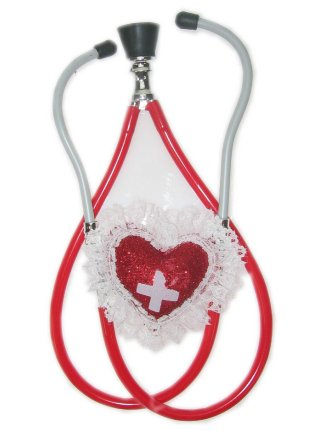 Stetoscoop verpleegster-0
