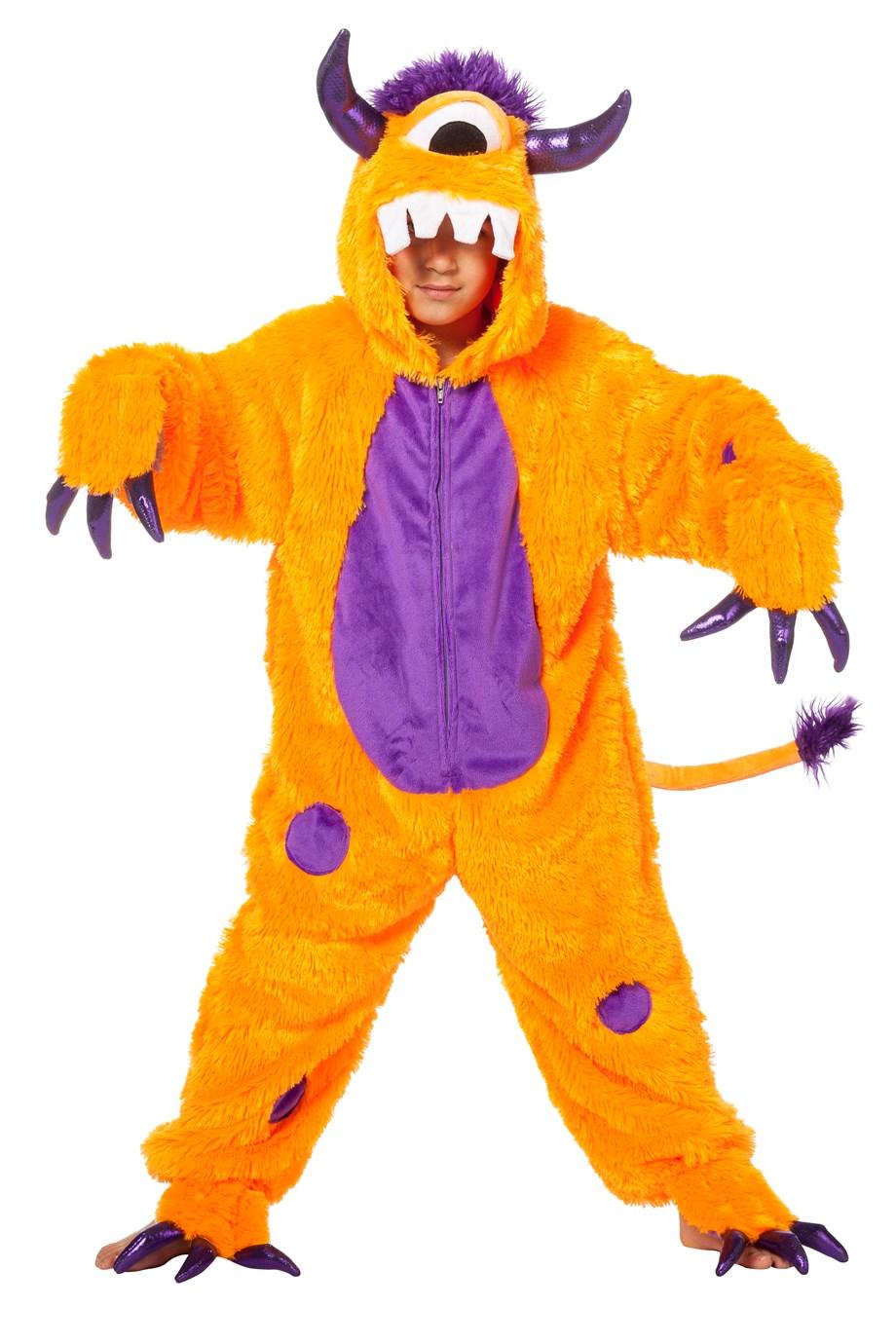 Monster oranje-0