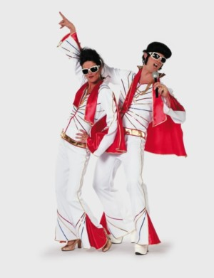 Elvis met sjaal-0