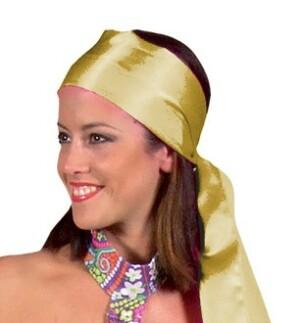 Sjaal goud-0