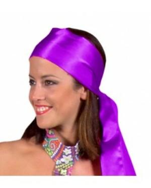 Sjaal paars-0