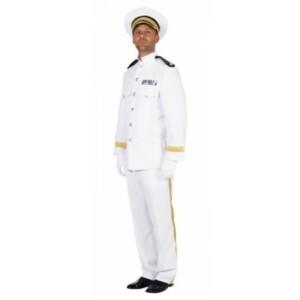 Witte officier-0
