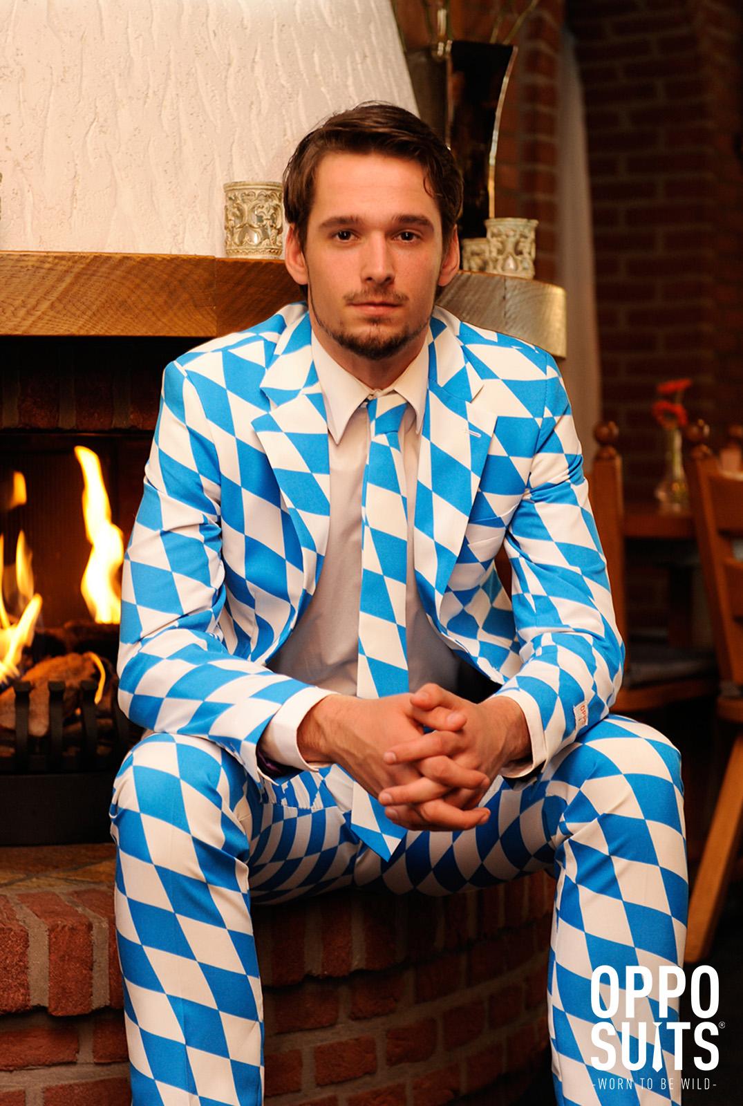OppoSuits The Bavarian oktoberfest kostuum
