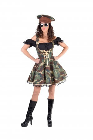 Officiers girl camouflage-0