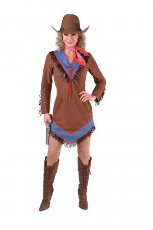 Cowgirl met jeans-0