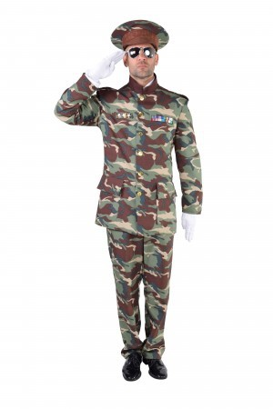 Officier camouflage-0