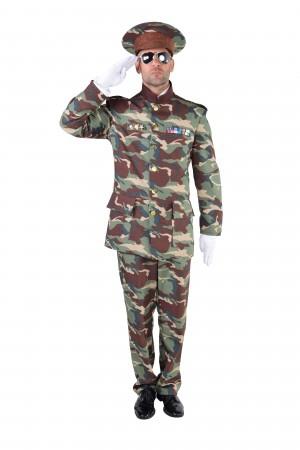 Officier camouflage-0
