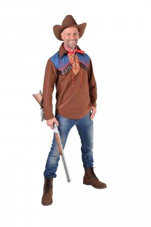Cowboyhemd met jeans-0