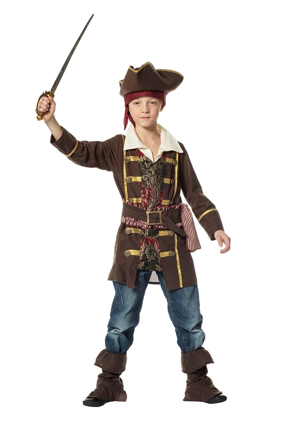 Piraat bruin-0