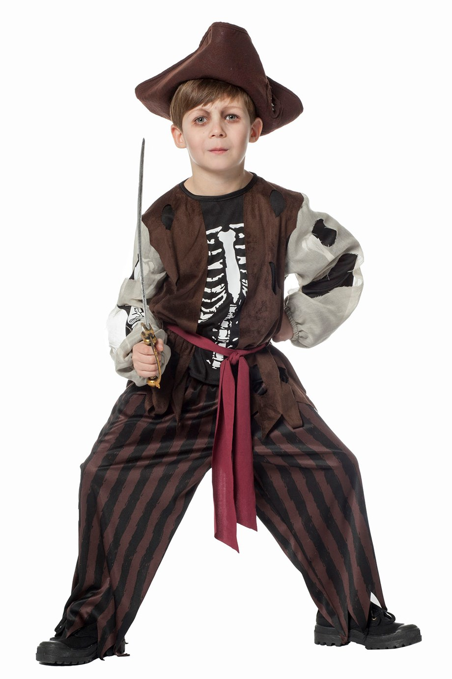 Piraat met geraamte-0