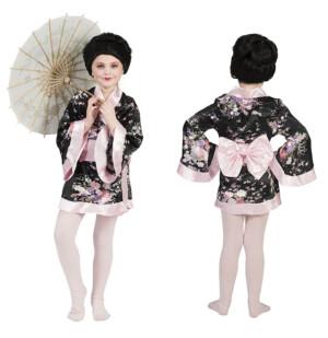 Kimono Kiwi meisje-0