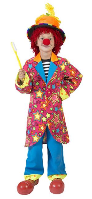 Clown ster sparkling boy-0
