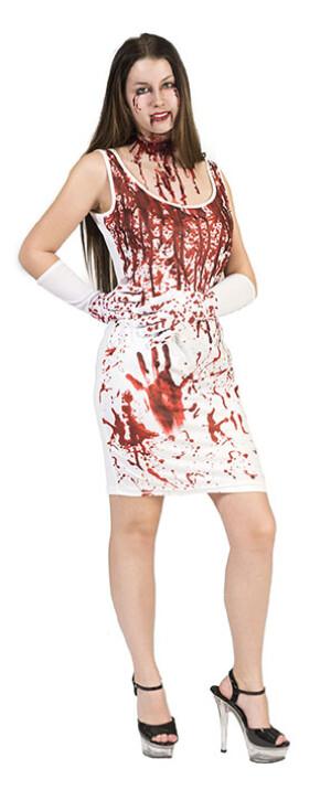 Bloody Mary/bloederige jurk-0