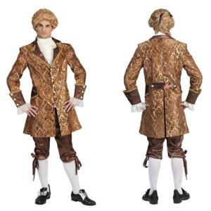 Barok Bartoli man middeleeuwer-0