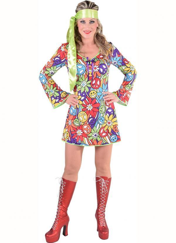 70's basic jurk Hippy smile-0