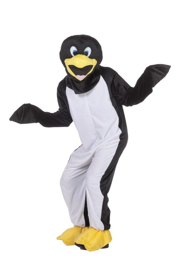 Mascotte pinguin-0