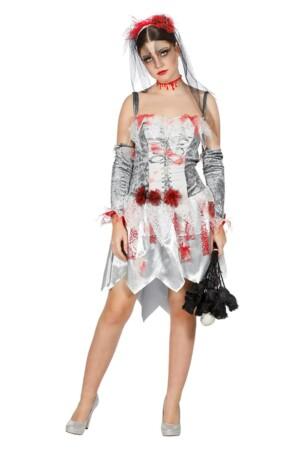 Zombie bruid-0