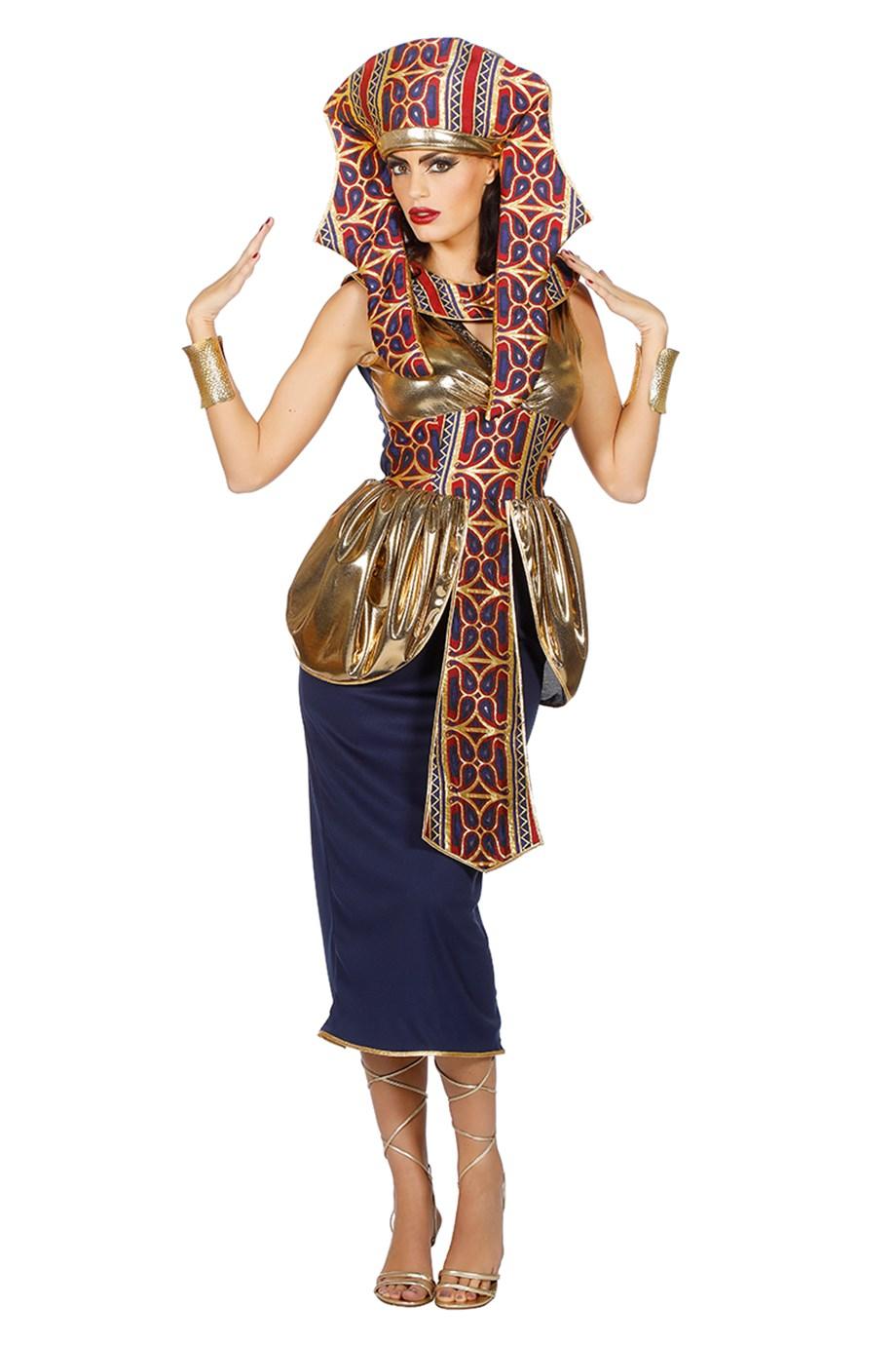 Queen of Egypt, Egyptische-0