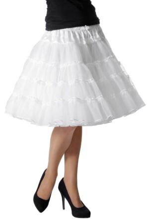 Petticoat luxe wit-0